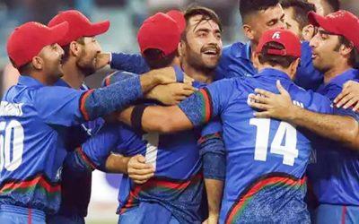 টি-টোয়েন্টি বিশ্বকাপে খেলবে আফগানিস্তান