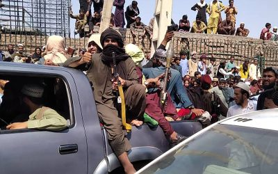 Afghan President Ghani relinquishes power, Taliban form interim gov't