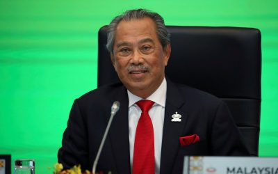 Malaysian PM Muhyiddin to resign Monday: Media reports